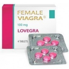 Дженерик женской Виагры Ловегра (Lovegra) 100 мг