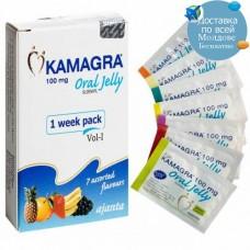 Дженерик виагры Kamagra Oral Jelly 100 мг