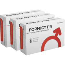 Формицитин капсулы для потенции